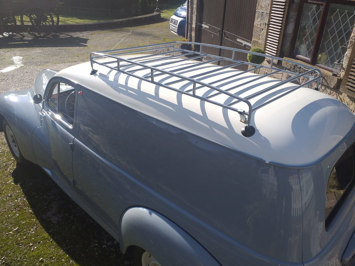 1955 Peugeot 203 Van Just Restored! For Sale (picture 4 of 6)