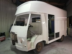 1960 Classic Peugeot Restoration Services