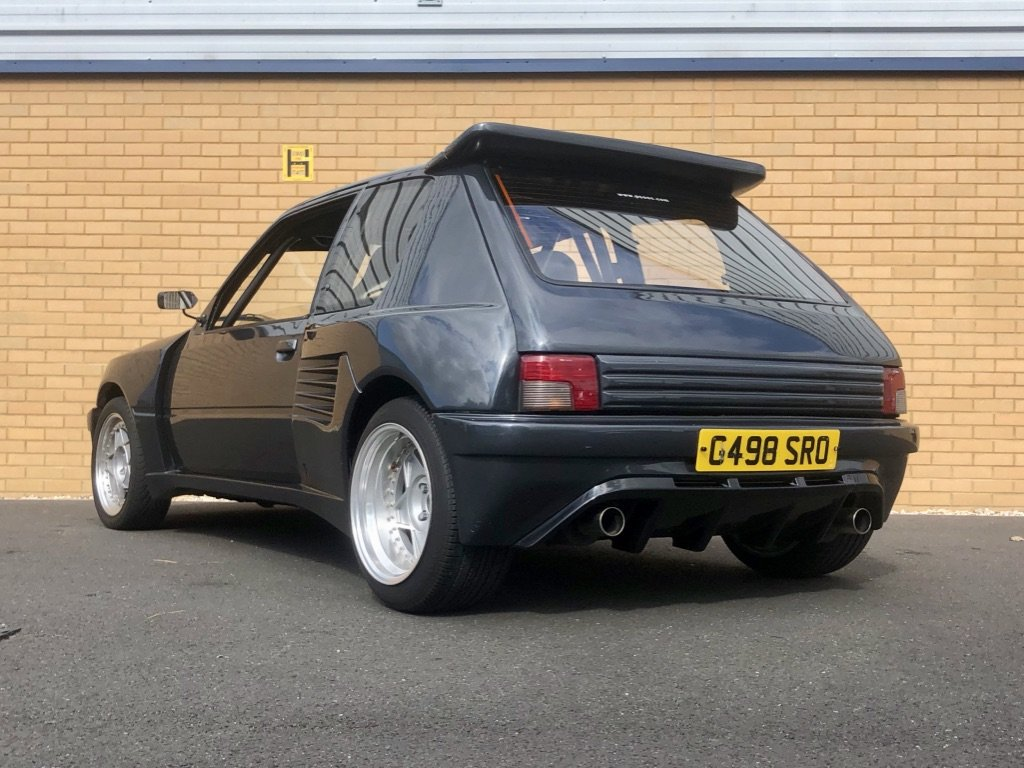 1989 205GTI // Dimma // V6 // 3.0L // 24v // px swap For Sale (picture 3 of 10)