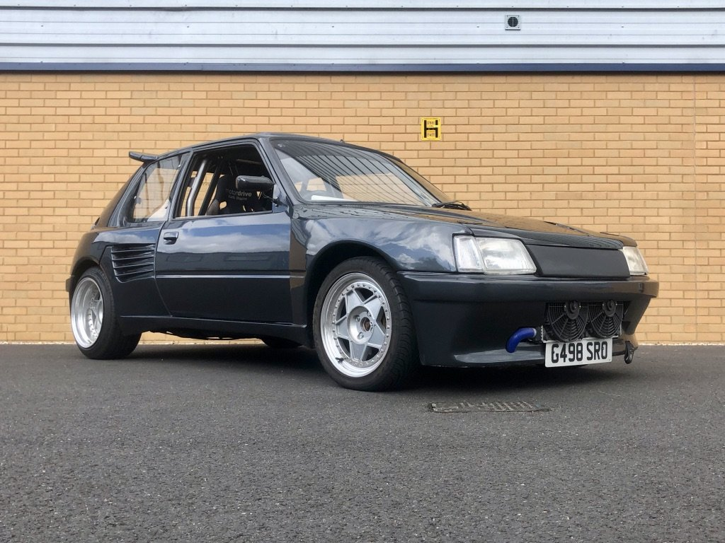 1989 205GTI // Dimma // V6 // 3.0L // 24v // px swap For Sale (picture 6 of 10)