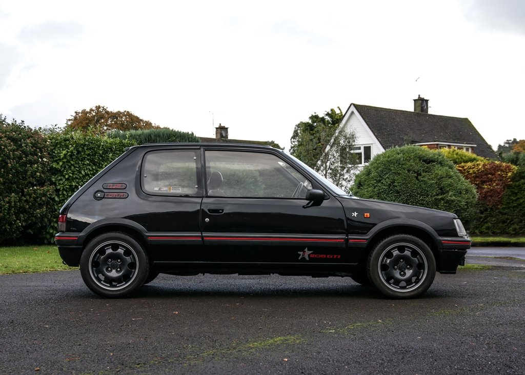 1993 Peugeot 205 GTi FM Edition (1.9 litre) SOLD by Auction (picture 2 of 6)
