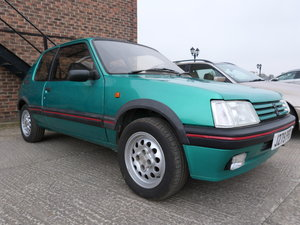 1991 1.6 205 Gti Laser Green Spares/repairs For Sale