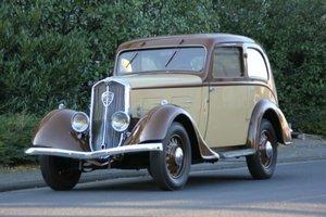 Peugeot 201 Typ D, Limousine, 1936 SOLD
