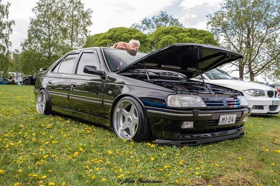 1990 Peugeot 405 Mi24 For Sale (picture 1 of 5)