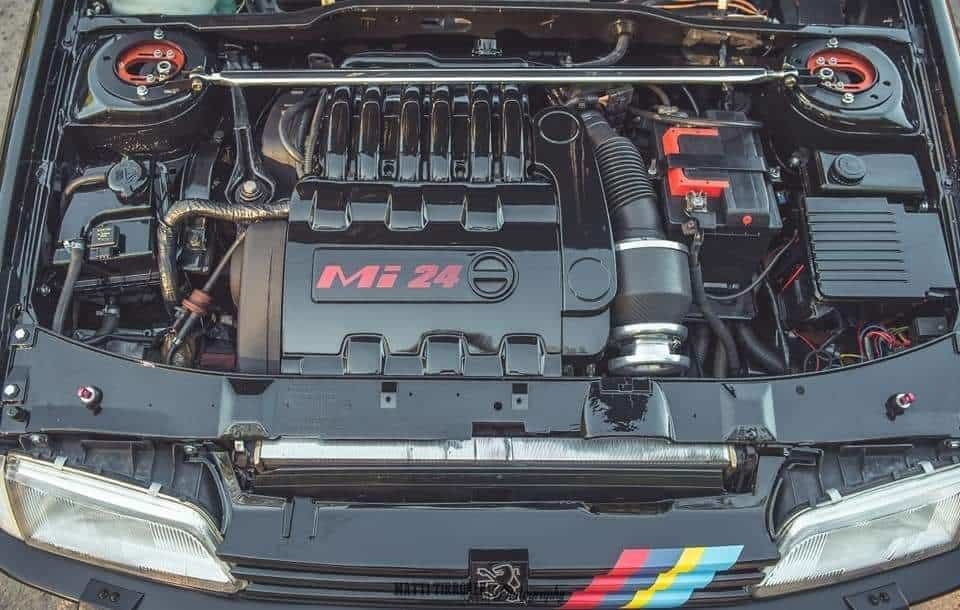 1990 Peugeot 405 Mi24 For Sale (picture 4 of 5)