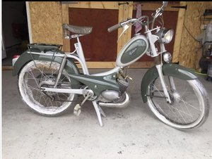1954 Peugeot bb1 moped Scooter