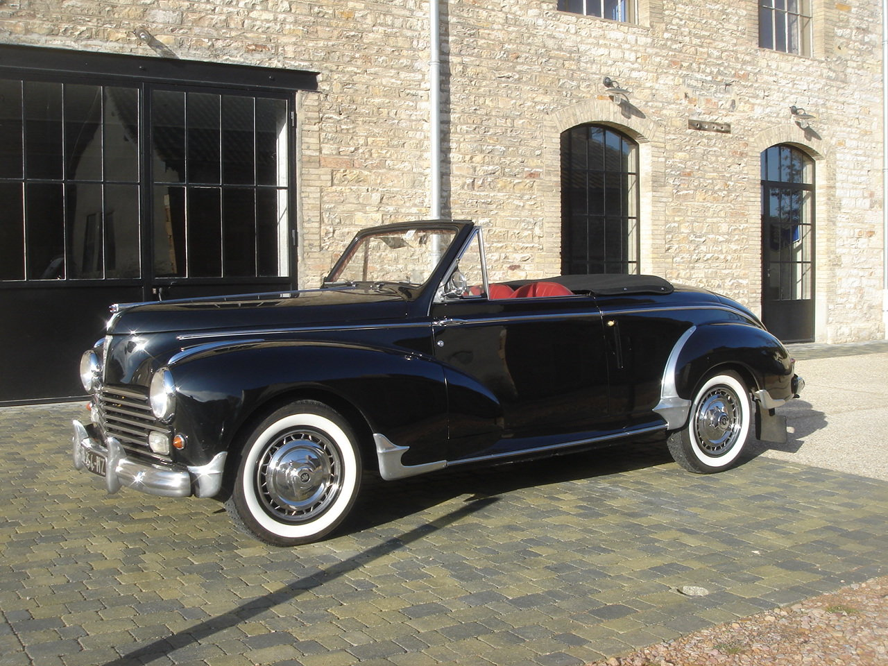1955 Rare convertible 203 For Sale (picture 1 of 6)