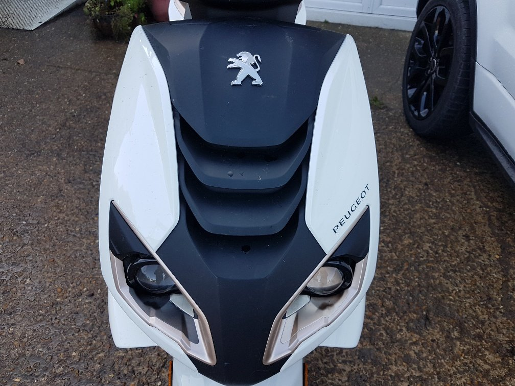 2017 Peugeot speedfight 4 pure For Sale (picture 3 of 6)