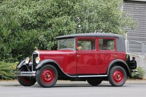 1938 Peugeot 201 Sedan SOLD