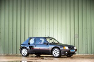 1983 Peugeot 205 T16 Group B Street Version For Sale