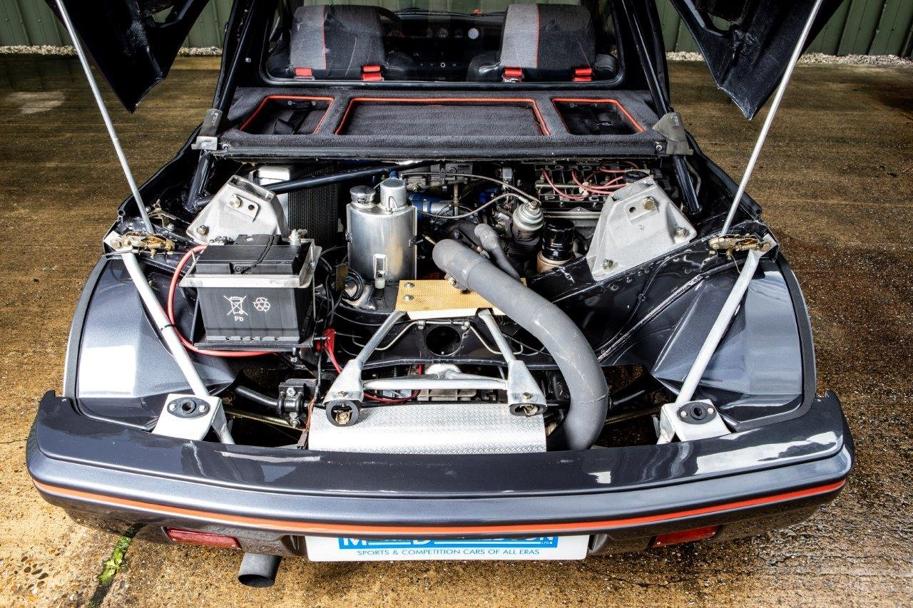 1983 Peugeot 205 T16 Group B Street Version For Sale (picture 5 of 6)
