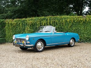 1966 Peugeot 404 Injection Convertible great original condition! For Sale