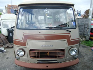 1974 peugeot  j7 classic van / bus For Sale