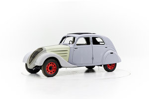 1937 PEUGEOT 402 B LÉGÈRE for sale by auction For Sale by Auction
