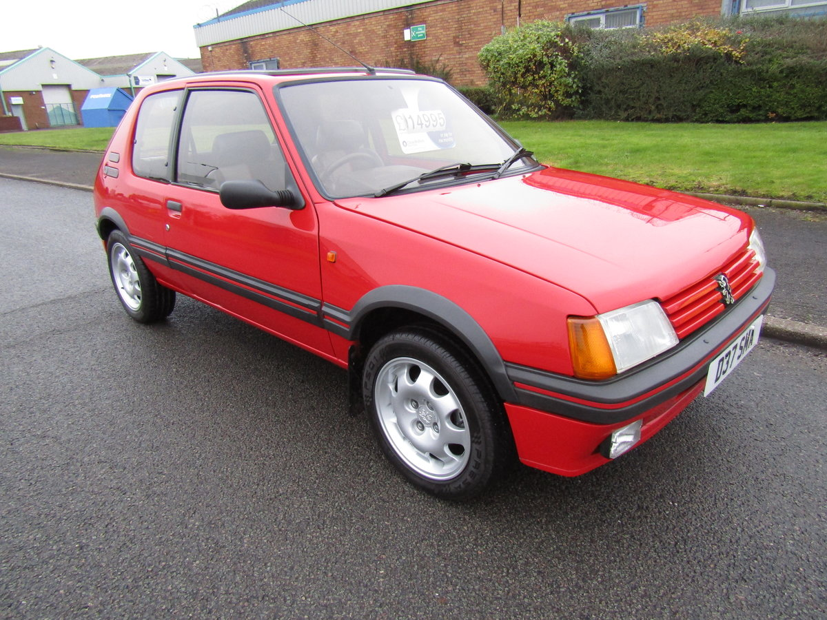1987 STUNNING EXAMPLE WITH EXTENSIVE SERVICE HISTORY For Sale (picture 1 of 6)