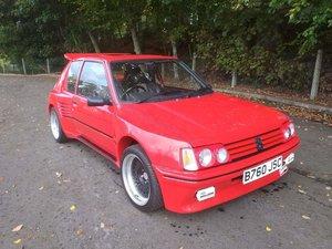 1985 Peugeot 205 gti For Sale