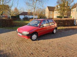 1995 Peugeot 106 Aztec 3dr (Phase 1)