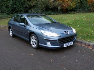 2008 Peugeot 407 SE 1.6 HDi.. Bargain To Clear.. £550..