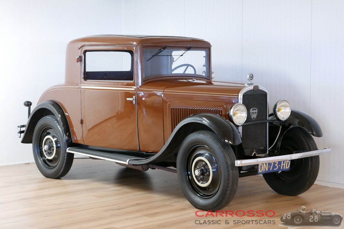 1928 Peugeot 201 Unique car in very good condition For Sale (picture 1 of 6)