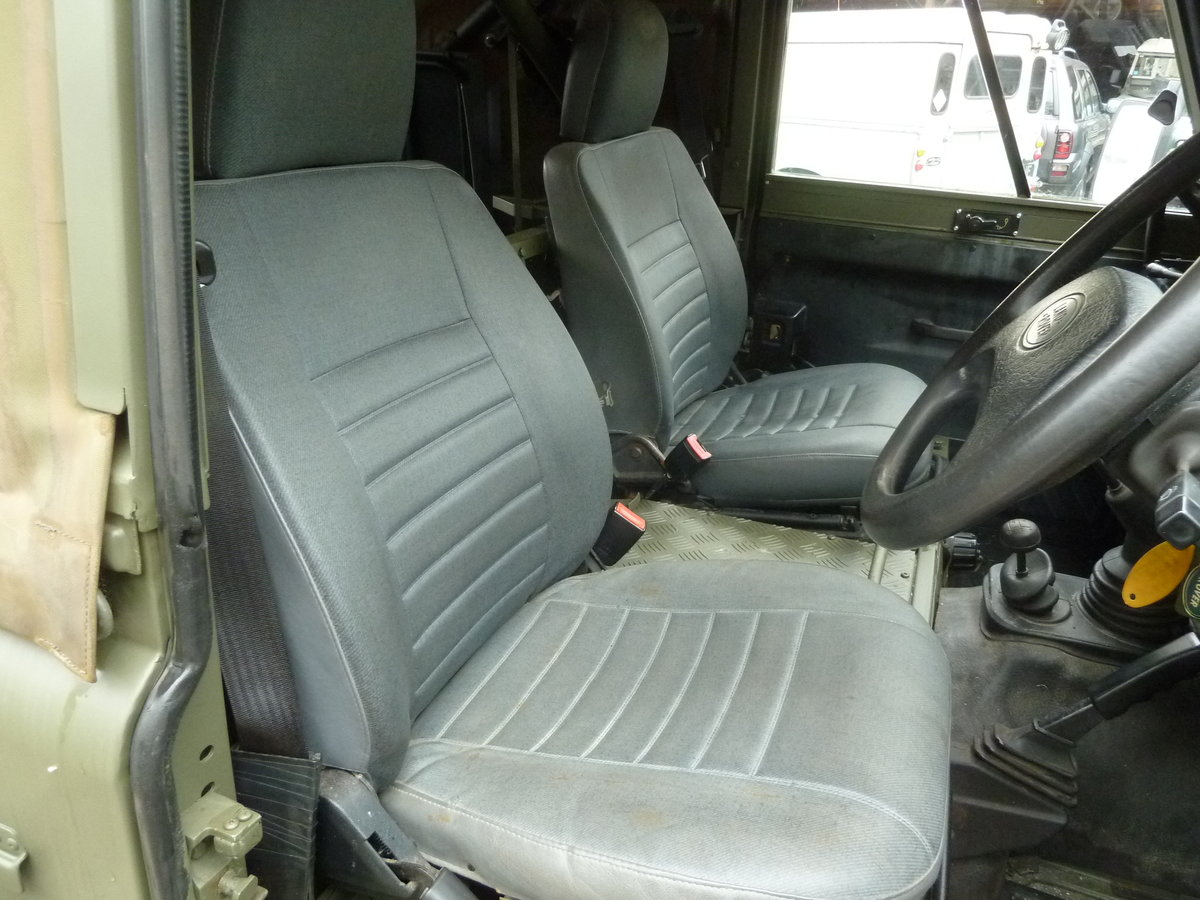 1997 Land Rover Defender 90 WOLF Soft Top  For Sale (picture 10 of 10)