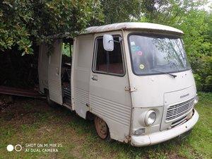 1978 Peugeot J7 Van Original Classic French