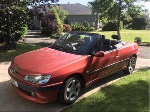 1999 306 cabriolet