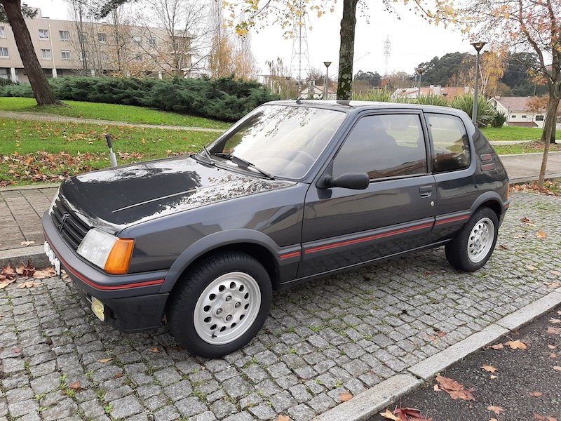 1987 Peugeot 205 GTI 1.6 - 31.000 Kms!! For Sale (picture 1 of 6)