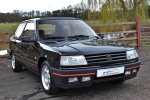 1990 Peugeot 309GTI 3dr LHD,54,903 miles from new