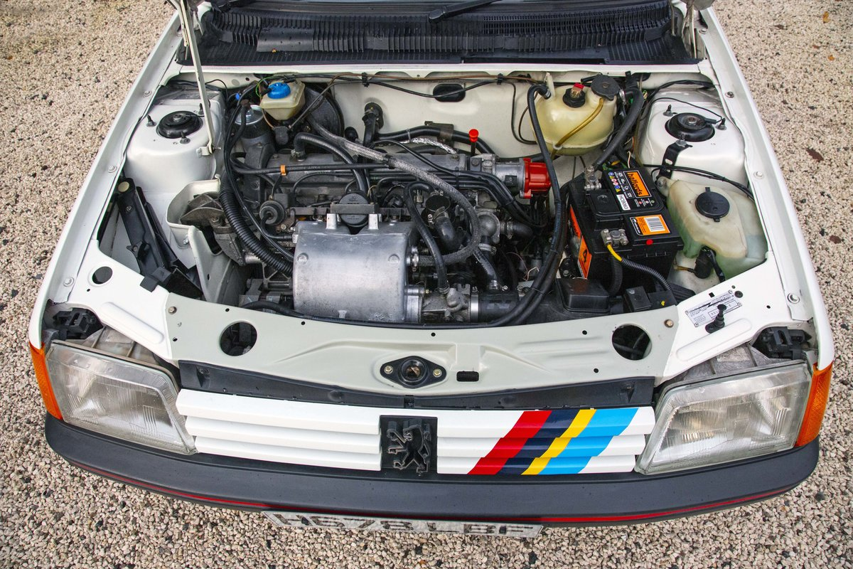 1991 Peugeot 205 GTI 1.9 enhanced by Skip Brown (2008) For Sale (picture 4 of 6)
