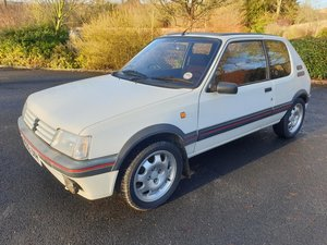 1990 Peugeot 205 GTi For Sale by Auction