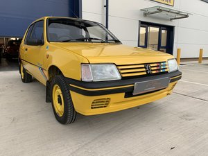 1992 Peugeot 205 Rallye SOLD