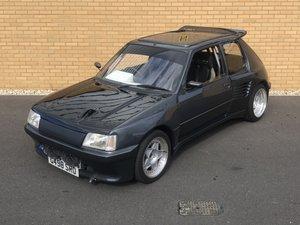 1989 PEUGEOT 205GTI DIMMA // 3.0L V6 24V // RALLY, TRACK, RACE  For Sale
