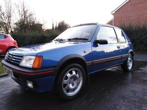 1990 Peugeot 205 1.9 GTI