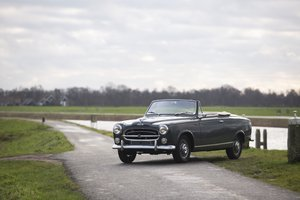 1957 Peugeot 403 Cabriolet Darl'Mat For Sale by Auction