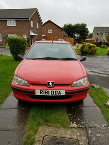 1997 Peugeot 106 Automatic Very Low Mileage, Years MOT.