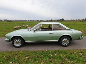 1981 Peugeot 504 Coupe