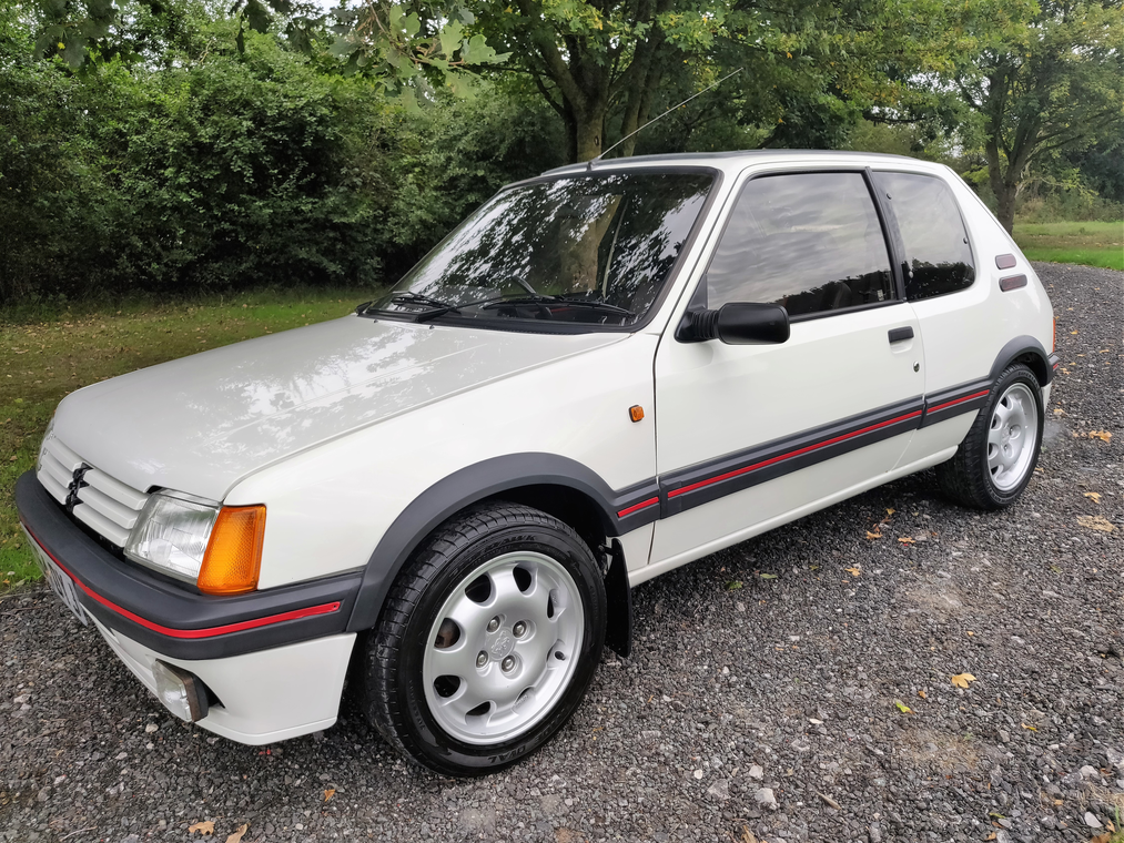 1988 205 gti 1.9 - phase 1.5 - just 49k miles on clock For Sale (picture 1 of 4)