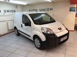 2014 PEUGEOT BIPPER S HDI For Sale