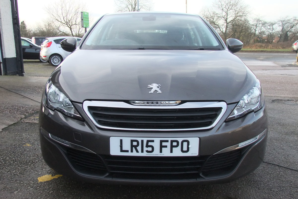 2015 PEUGEOT 308 1.6 HDI S/S SW ACTIVE 5DR SOLD (picture 4 of 6)