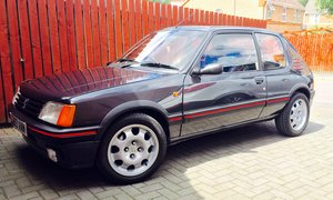 1987 Peugeot 205 1.6 GTI Low owner low miles For Sale