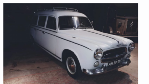 1961 Peugeot 403 estate