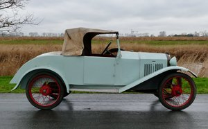 Peugeot 172 Quadrilette Sport Roadster 1923