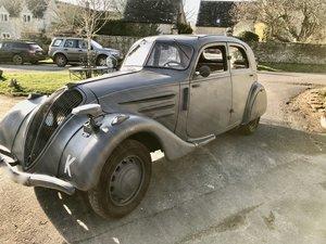 1936 Peugeot 302 Airstream Saloon