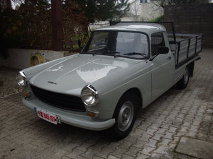 1979 Peugeot 404 Pick-up For Sale