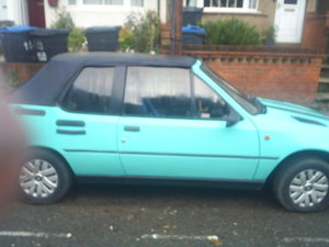 1989 Peugeot 205 cj junior For Sale