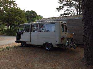 Peugeot J9 Camper Van