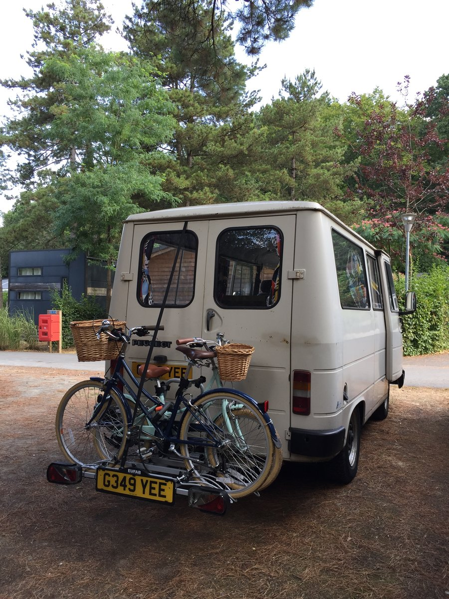 1990 Peugeot J9 Camper Van For Sale (picture 3 of 6)