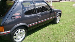 1988 Peugeot 205 GTI 1.9 For Sale