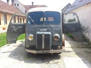 1958 Peugeot D4A