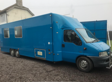 2004 Peugeot Boxer 350 LX MWB HDI For Sale by Auction